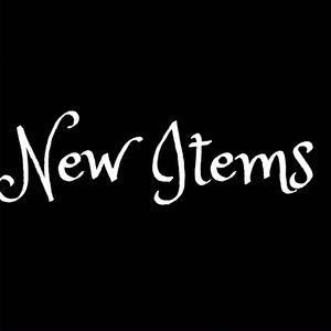 New items as of Sun 10/19 Tons more coming 2night!